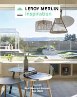 Catalogue Leroy Merlin en cours, Des idées qui donnent des idées !, Page 1