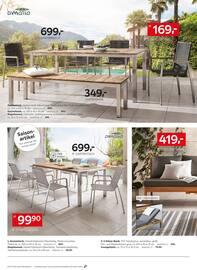 Aktueller XXXLutz Möbelhäuser Prospekt, Garten Spezial, Seite 8
