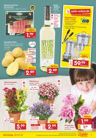 Aktueller Netto Marken-Discount Prospekt, Wir wünschen schöne und gesunde Pfingsten, Seite 7