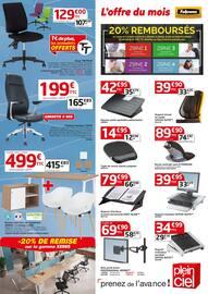 Catalogue Plein Ciel en cours, Les offres pro, équipez-vous moins cher !, Page 3