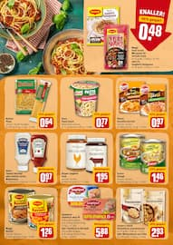 Aktueller REWE Prospekt, Angebote im Markt, Seite 14