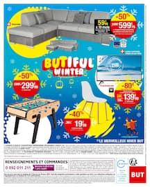 Catalogue But en cours, Butiful winter : Une avalanche de promotions !, Page 48