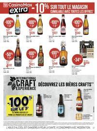 Catalogue Casino Supermarchés en cours, Big promos, Page 17