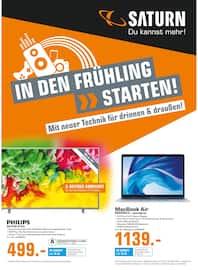 Saturn, IN DEN FRÜHLING >> STARTEN! für Frankfurt (Main)