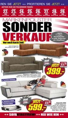 Seats and Sofas - Markenpolster Sonderverkauf