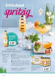 Aktueller Lidl Prospekt, So schmeckt Ostern!, Seite 22