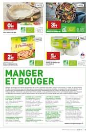 Catalogue Aldi en cours, Le bio: pour la saveur des fruits ou la vertu des cultures ?, Page 5
