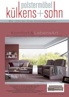 külkens+sohn Polstermöbel - Komfort & LebensArt