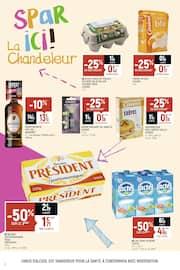 Catalogue Spar en cours, Les promos gourmandes, Spar ici !, Page 2