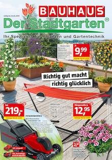 BAUHAUS, RICHTIG GUT MACHT RICHTIG GLÜCKLICH für Bochum