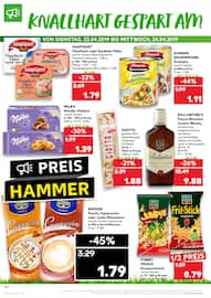 Aktueller Kaufland Prospekt, Essen ist Liebe, Seite 38