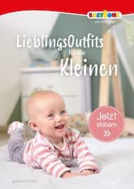 Aktueller BabyOne Prospekt, Lieblingsoutfits für die Kleinen , Seite 1