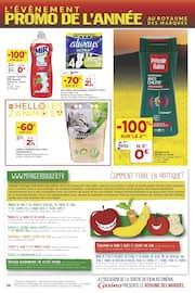 Catalogue Casino Supermarchés en cours, L'évènement promo de l'année, Page 38