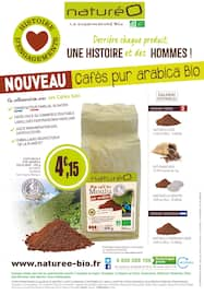 Catalogue NaturéO en cours, En promotion plus de 150 produits BIO, Page 24