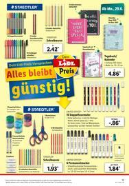 Aktueller Lidl Prospekt, Alles bleibt günstig!, Seite 13