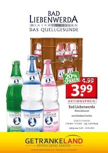 Getränkeland - Bad Liebenwerda