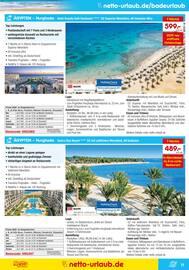 Aktueller Netto Marken-Discount Prospekt, Reisen … zu Netto-Preisen!, Seite 17