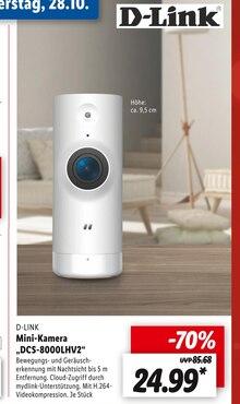 Multimedia von D-LINK im aktuellen Lidl Prospekt für 24.99€