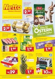 Aktueller Netto Marken-Discount Prospekt, Alles für Ostern, Seite 1