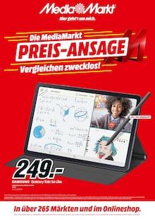 Media-Markt Prospekt PREIS-ANSAGE