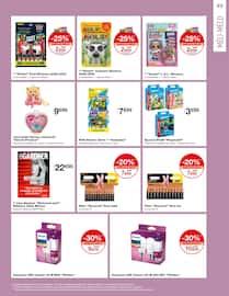 Catalogue Monoprix en cours, 100 produits essentiels à prix cassés., Page 43