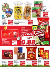 Aktueller Kaufland Prospekt, Essen ist Vielfalt genießen., Seite 3