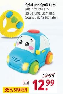 Spielwaren von fisher price im aktuellen Rossmann Prospekt für 12.99€