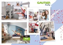 Catalogue Gautier en cours, Les jours G, Page 11