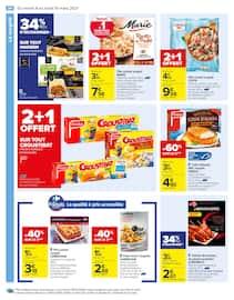 Catalogue Carrefour en cours, Nos promos mieux pour tous, Page 34