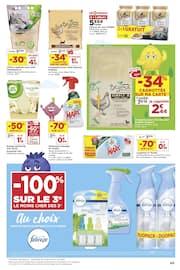 Catalogue Casino Supermarchés en cours, Les jours économix avec les Vitamix, Page 45