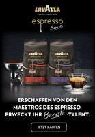 Aktueller Lavazza Prospekt, Lavazza Espresso Barista, Seite 1