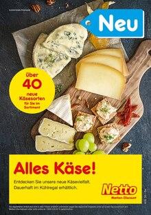 Netto Marken-Discount, ALLES KÄSE! für Kiel