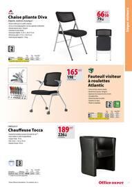 Catalogue Office DEPOT en cours, Catalogue Mobilier, tout pour votre bureau, Page 77