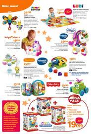Catalogue Toys'r'us en cours, 1 mois pour moi, Page 10