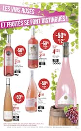Catalogue Géant Casino en cours, Salon des vins d'été, Page 9