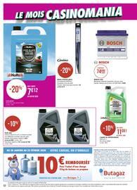 Catalogue Géant Casino en cours, Le mois Casinomania, Page 60