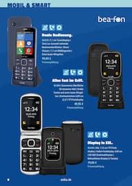 Aktueller aetka Prospekt, Mobil. Sicher. Smart. Das generationenübergreifende Technikmagazin, Seite 6