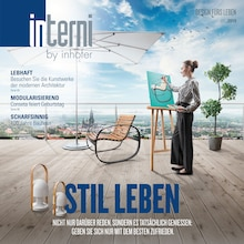 "interni by inhofer - AKTUELLES ""MAGAZIN"""