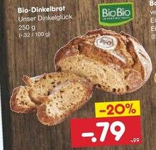 Brot von BioBio im aktuellen Netto Marken-Discount Prospekt für 0.79€