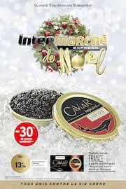 Catalogue Intermarché en cours, INTERMARCHÉ DE NOËL, Page 1