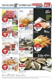 Catalogue Casino Supermarchés en cours, Les 366 jours les + promo de France, Page 9