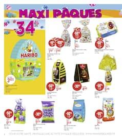 Catalogue Géant Casino en cours, Maxi Pâques, Page 4