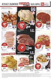 Catalogue Casino Supermarchés en cours, Le mois Casinomania, Page 23