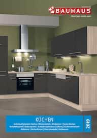 Aktueller BAUHAUS Prospekt, Küchen, Seite 1