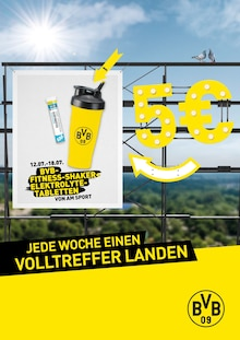 BVB FanShop - Jede Woche einen Volltreffer landen