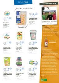 Catalogue L'Eau Vive en cours, Des recettes muy bio !, Page 5