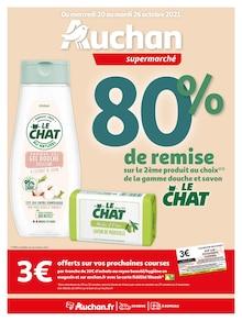 """Auchan Catalogue """"Auchan"""", 16 pages, Triel-sur-Seine,  19/10/2021 - 26/10/2021"""
