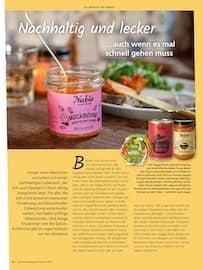 Aktueller Alnatura Prospekt, Magazin, Seite 38