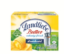 Butter von Landliebe im aktuellen Lidl Prospekt für 1.39€