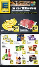 Aktueller E center Prospekt, Wir lieben Lebensmittel!, Seite 1